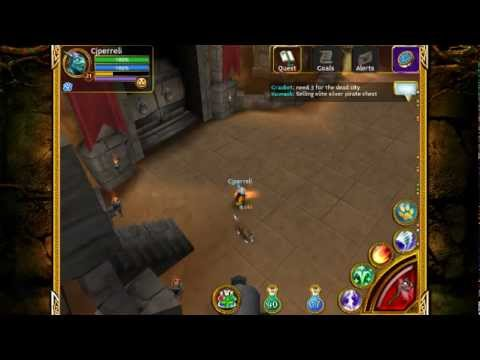 Arcane Legends W/ CJPerreli - HOW TO GET TO DEAD CITY