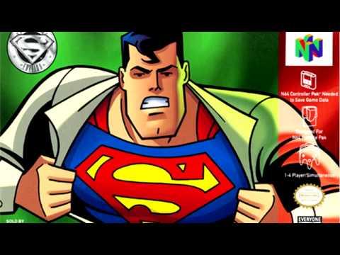 [N64] Superman - OST - Dam & Starship