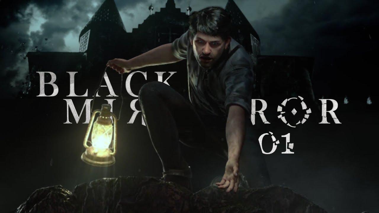 Black Mirror (PL) #1 – Legendarna przygodówka powraca (Gameplay PL / Zagrajmy w)