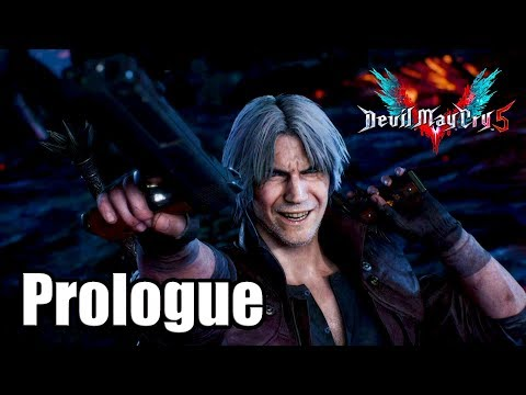 DEVIL MAY CRY 5 (2019) Gameplay Walkthrough - Prologue (No Commentary) thumbnail