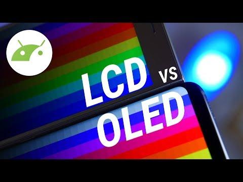 LCD vs OLED: NON C