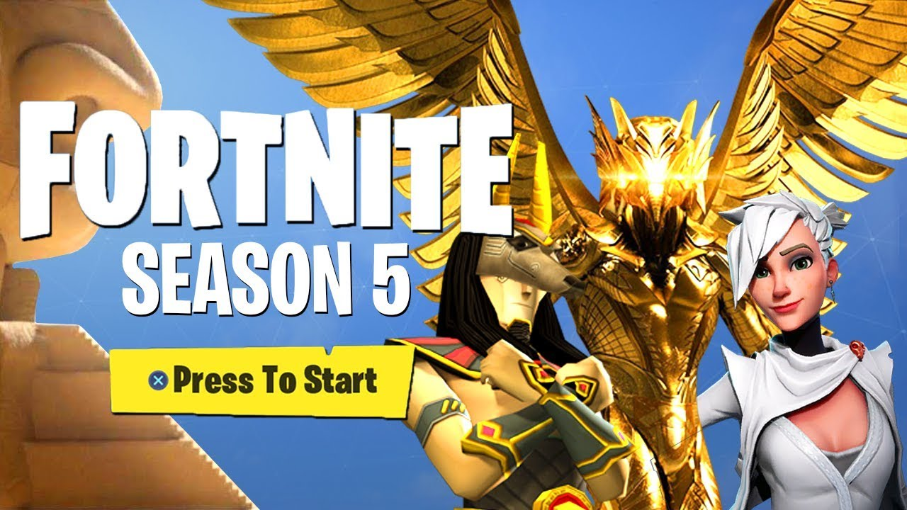 *NEW* SEASON 5 THEME CONFIRMED by Epic + Trailer ...