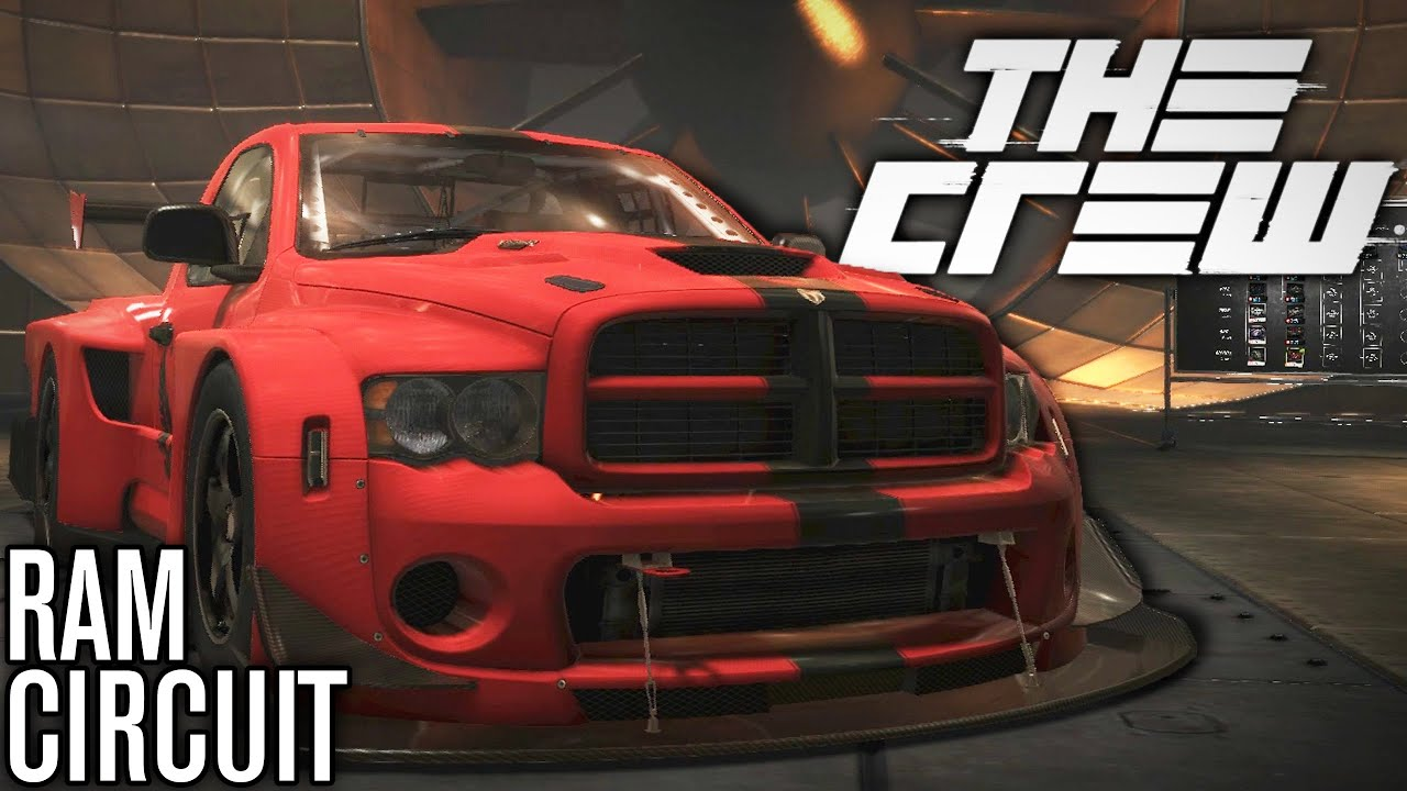 Ram Srt 10 >> The Crew | DODGE RAM SRT 10 CIRCUIT CUSTOMIZATION! - YouTube