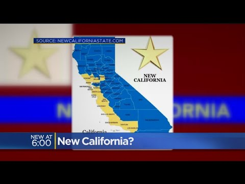 New California Declares Independence From Rest Of State