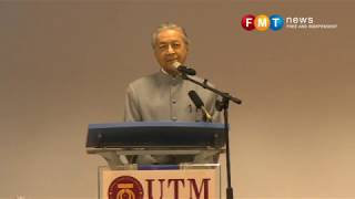 What shame? These days they go to jail smiling, says Dr M