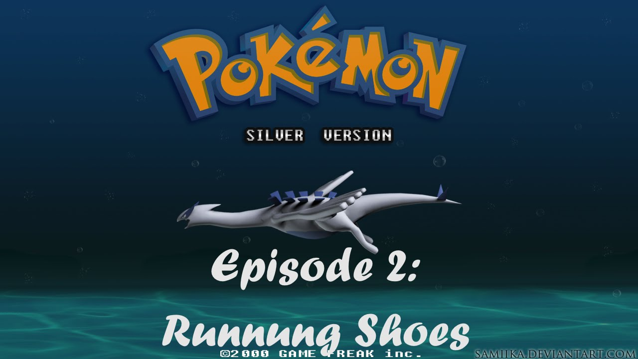 How To Get Running Shoes In Pokemon Silver