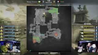 Titan vs Na'Vi on de_cobblestone ESL Pro League 2015 Grand Finals (CS:GO Titan vs Na'Vi) Game 3