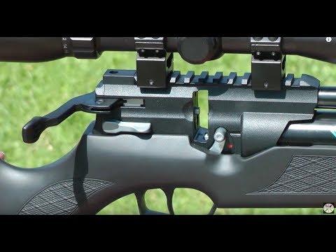 REVIEW: Weihrauch HW110 - Ballistic Polymer Airgun