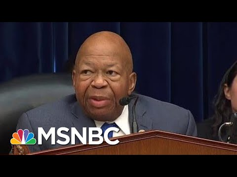 Cummings: Cohen's Testimony Is 'Deeply Disturbing,' Should Be Troubling 'To All Americans' | MSNBC