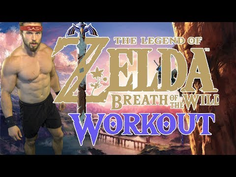 The Legend of Zelda: BotW WORKOUT