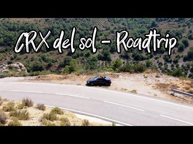 CRX del sol - Roadtrip | Teaser