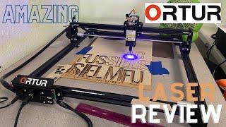 Ortur Laser Master 2 Laser Cutter Review