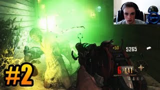 """SETTING UP!"" - BURIED Zombies w/ Ali-A #2 - (Black Ops 2 Zombies Gameplay)"