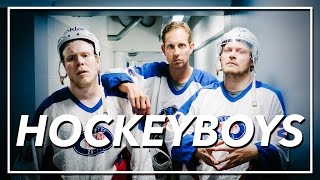 Cover images Hockeyboys