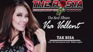 Video Via Vallen - Tak Bisa (Official Music Video) - The Rosta - Aini Record download MP3, 3GP, MP4, WEBM, AVI, FLV Maret 2018