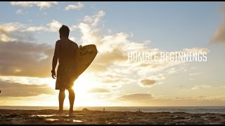 Fox Surf Presents | Keanu Asing | Humble Beginnings