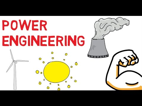 Interested in alternative energy? Consider Power Engineering