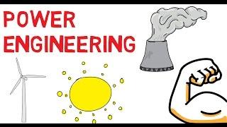 Interested in alternative energy? Consider Power Engineering!
