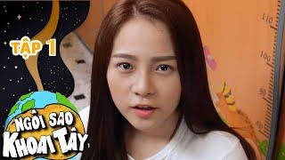 Ngôi Sao Khoai Tây - Tập 1 Full | Phim Tình Cảm Hài HTV - Anh Tuấn bị đánh quá ghê