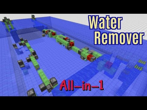 Efficient water remover flying machine [large scale]- 1.12 Vanilla Survival