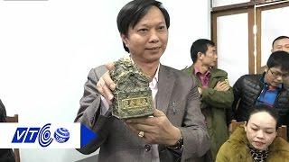 Phơi bày ấn cổ của vua chỉ 30 năm tuổi | VTC