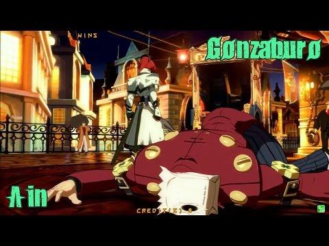 GGXrdR2 3/30/17 - Ain (Ky) vs Gonzaburo (Faust)