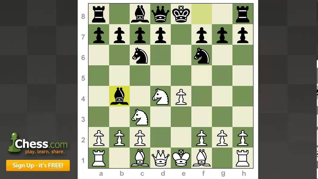 Chess Openings: How to Play the Scotch Game! - YouTube