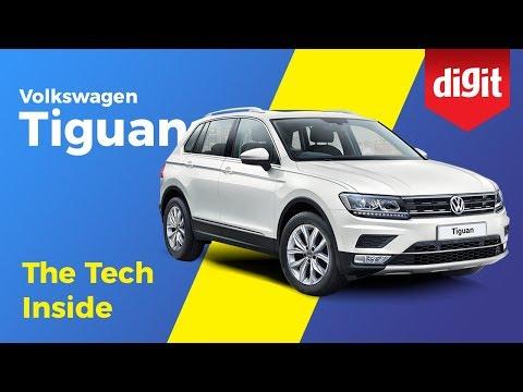 Volkswagen Tiguan | The Tech Inside | Digit.in
