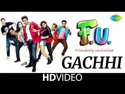 Gachhi   F.U   Sung By Salman Khan   Vishal   Music Video