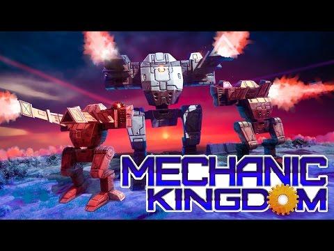 Mechanic Kingdom Augmented Reality Board Game