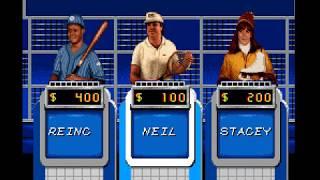 Jeopardy!: Sports Edition (SNES) playthrough