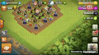 New Clash Of Clans hack apk best one!!!!!