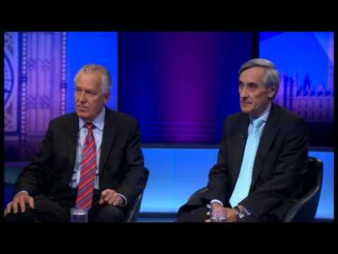 What happens to England? Peter Hain and John Redwood discuss- Newsnight
