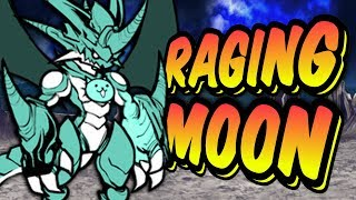 RAGING BAHAMUT'S MOON - Into the Future Chapter 3 - Battle Cats #33