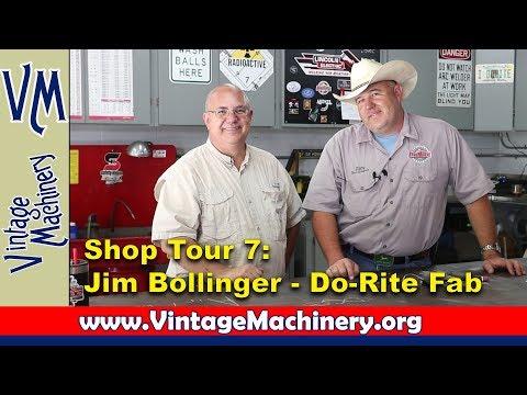 Shop Tour 7:  Do-Rite Fabrication