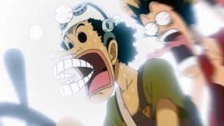 One Piece Sky Island Clip 2