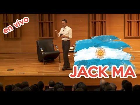 Jack Ma CEO de Alibaba y Aliexpress en Argentina. Consejos e Ideas.