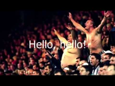 Every Newcastle Chant Ever Created