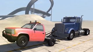 Tow Truck D15 DS - BeamNG.drive