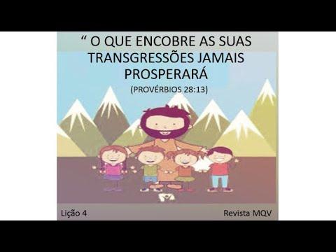 Lição 9 - Lições Bíblicas Adultos - 4ºTrim./19 - CPAD from YouTube · Duration:  18 minutes 44 seconds