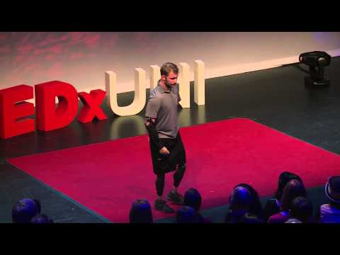 Improve Your Situation | Taylor Morris | TEDxUNI