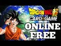 ONLINE DRAGON BALL SUPER CARD GAME MADE EASY!