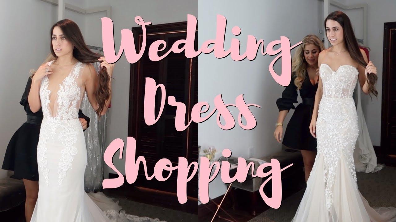 Wedding Planning Ep. 3 | Choosing My Wedding Dress