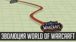ЭВОЛЮЦИЯ WORLD OF WARCRAFT (1999-2018)   Зул