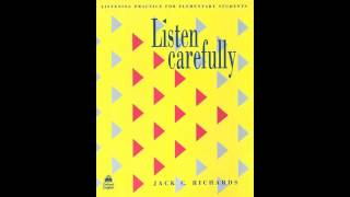 Listen Carefully - Unit 1 (Number)- Activity 1