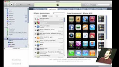 Arranging iPhone Apps with iTunes (MacMost Now 348)