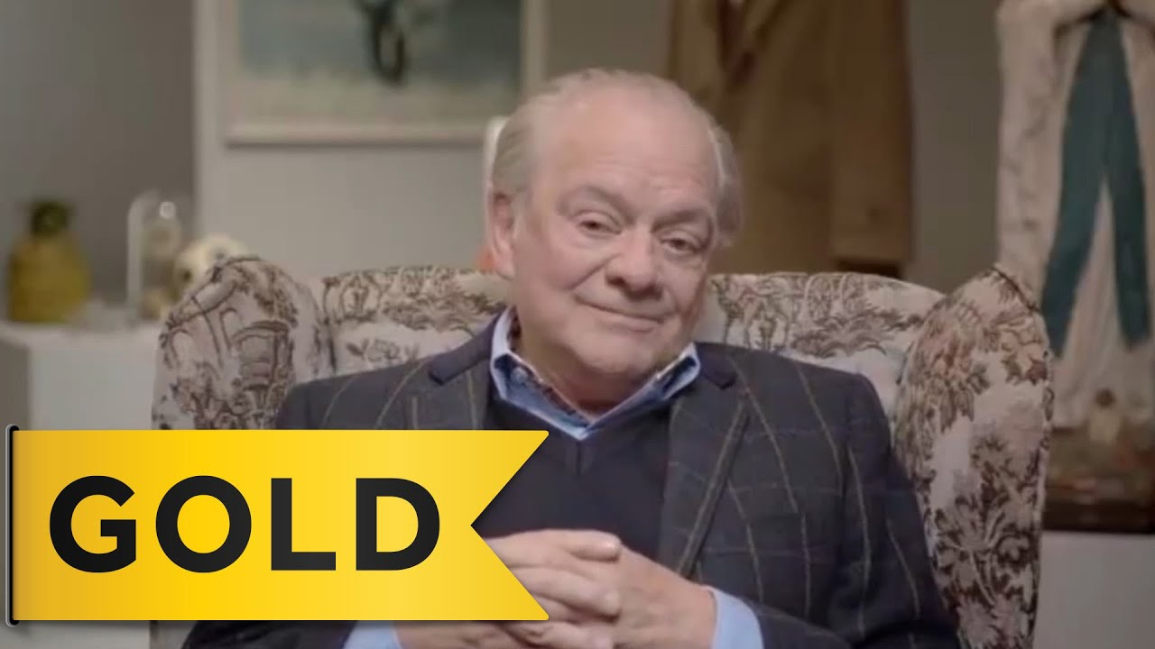 Only Fools And Horses The Favourites Chandelier 2 David Jason Interview Gold You