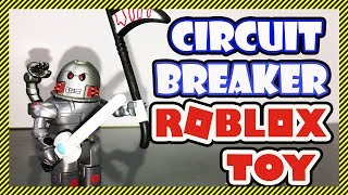 Interruptor de circuito - Roblox Toy Unboxing - Action Series 1 Core Pack
