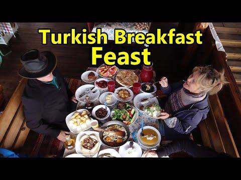 Turkish Breakfast Feast