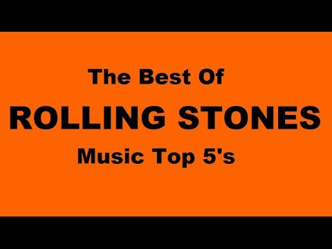 The Best of The Rolling Stones - Top 5